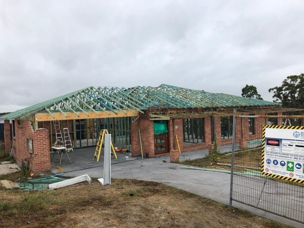 Nulex Construction - Home Rebuild